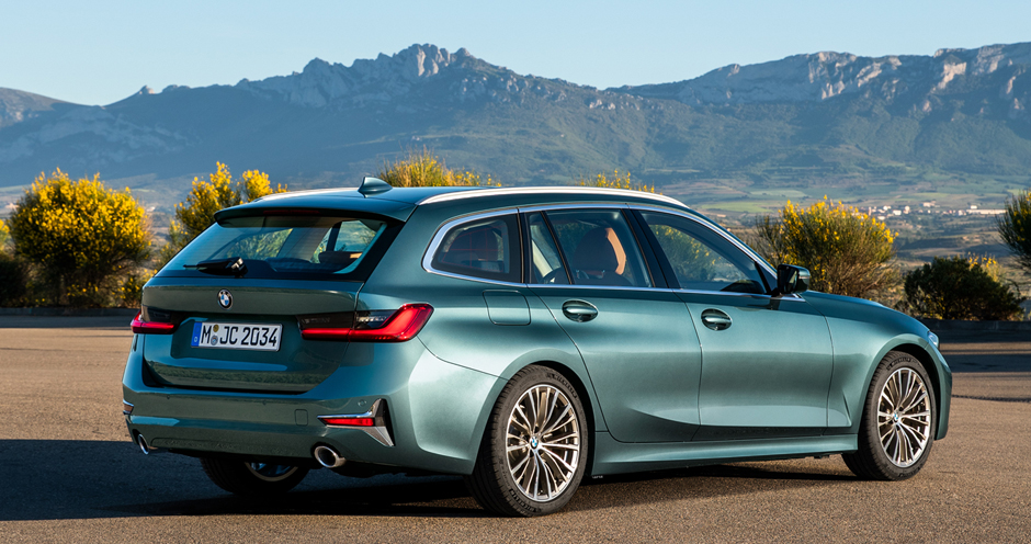 BMW 3 Series Touring (VII/G21) 320d MT (190) - Фото 5