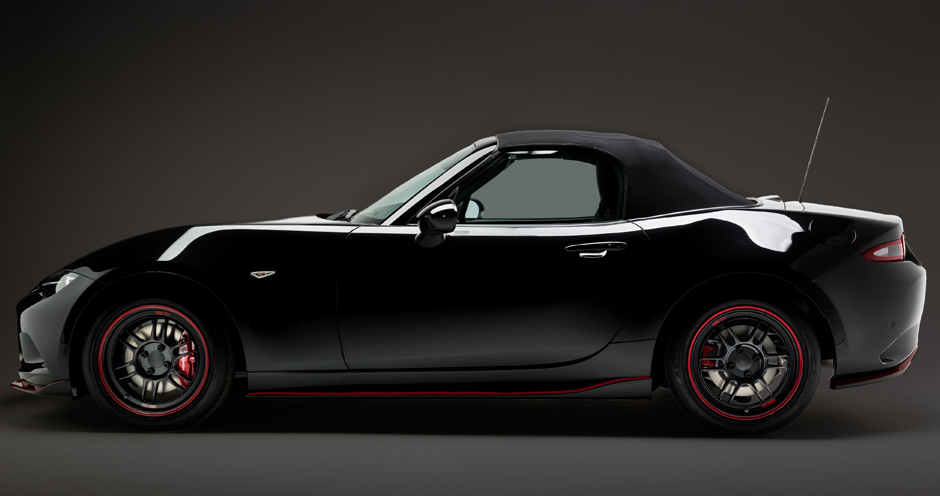 Mazda MX-5 Roadster (IV/ND)