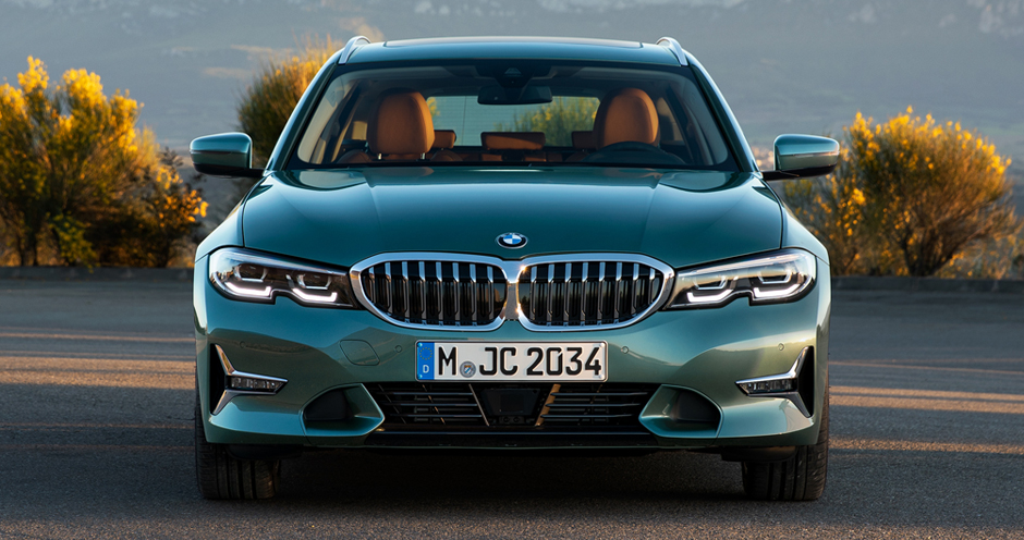 BMW 3 Series Touring (VII/G21) 320d MT (190) - Фото 2