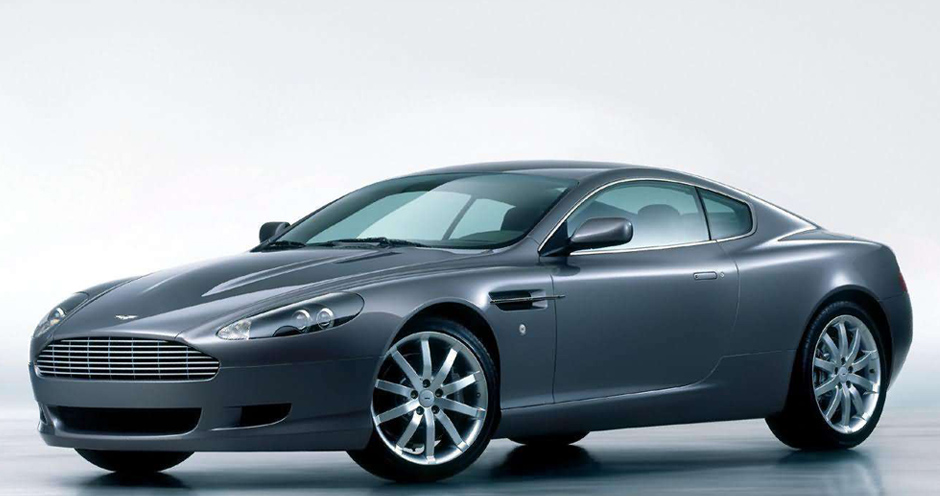 Aston Martin DB9 (I) 6.0 V12 MT (457) - Фото 2