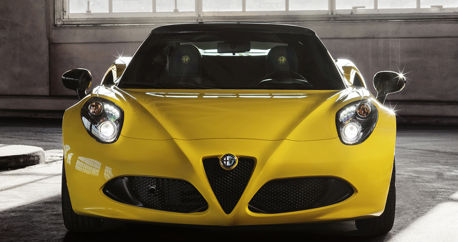 Alfa Romeo 4C Spider (I/960) 1.750 Turbo (240) - Фото 2