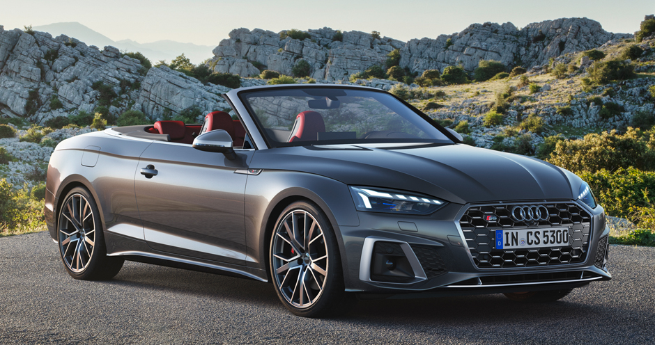 Audi S5 Cabriolet (II/F5/2020)