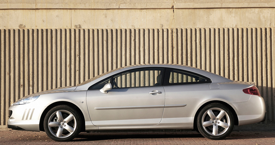 Peugeot 407 Coupe (I) 2.0 HDiF (136) - Фото 1