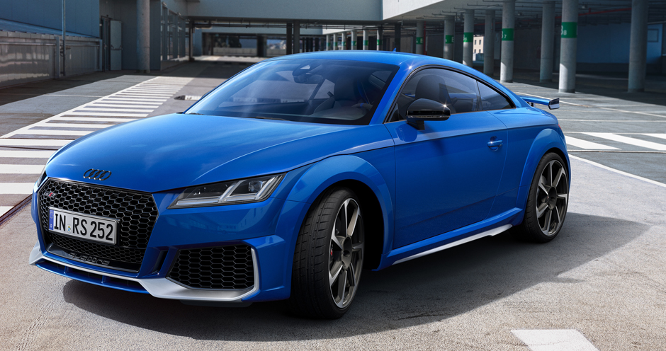 Audi TT RS Coupe (II/8S/2019)