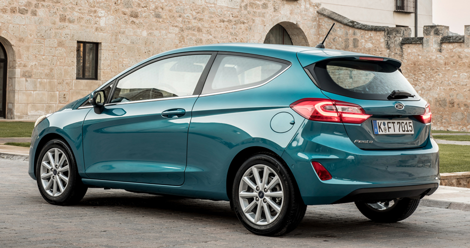 Ford Fiesta 3D (VII) 1.0 EcoBoost (125) - Фото 5