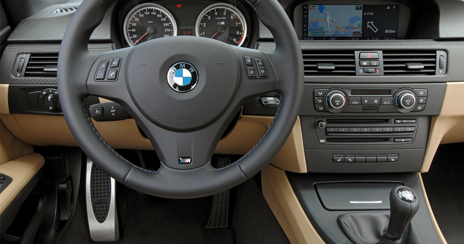 BMW M3 Coupe (IV/E92) 4.0 MT (420) - Фото 4