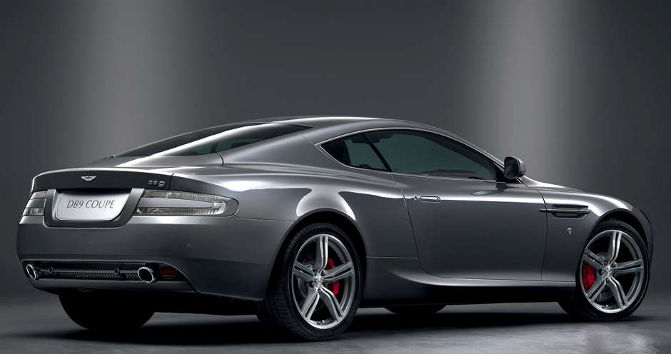 Aston Martin DB9 (I/2008) 6.0 V12 MT (477) - Фото 4