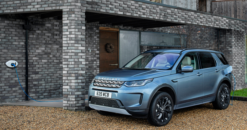 Land Rover Discovery Sport (I/L550/2019)