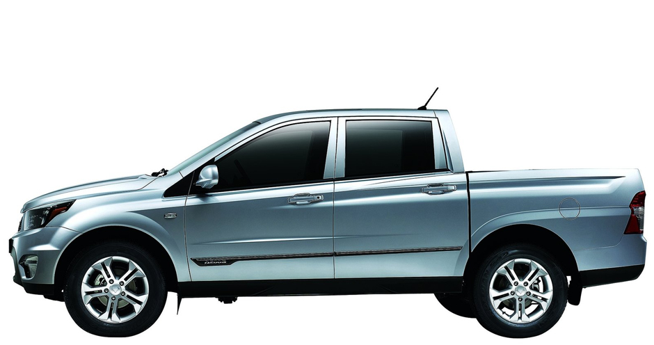 SsangYong Actyon Sports (II) 2.3 (150) - Фото 1
