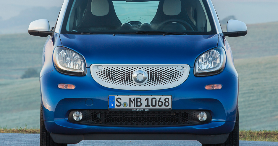 Smart Fortwo (III/C453) 0.9 AT (90) - Фото 2