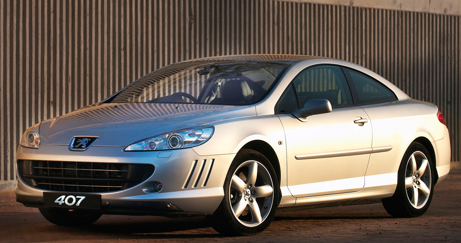 Peugeot 407 Coupe (I) 2.0 HDiF (136) - Фото 2