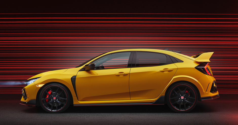 Honda Civic Type R (V/FK)