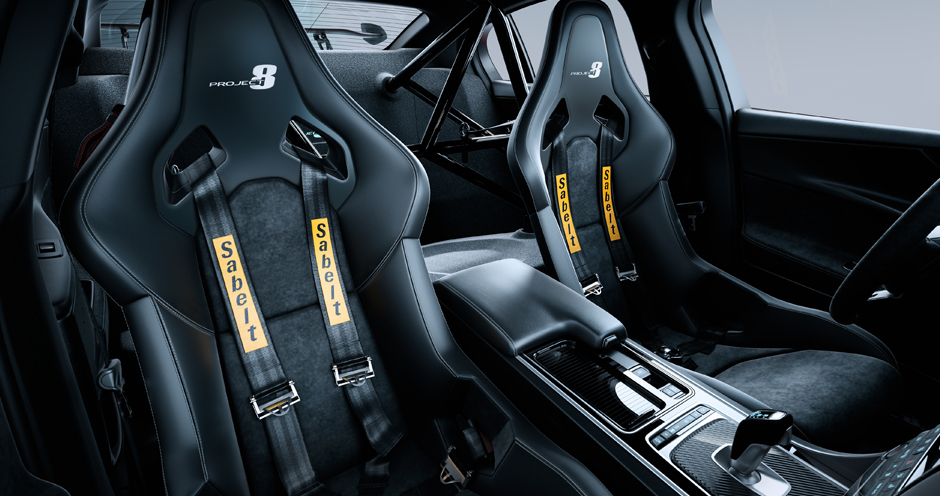 Jaguar XE SV Project 8 (I/X760) 5.0 (600) - Фото 4