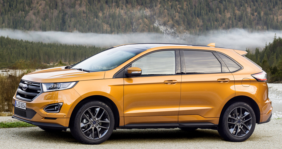 Ford Edge (II) 2.0 TDCi (180) - Фото 1
