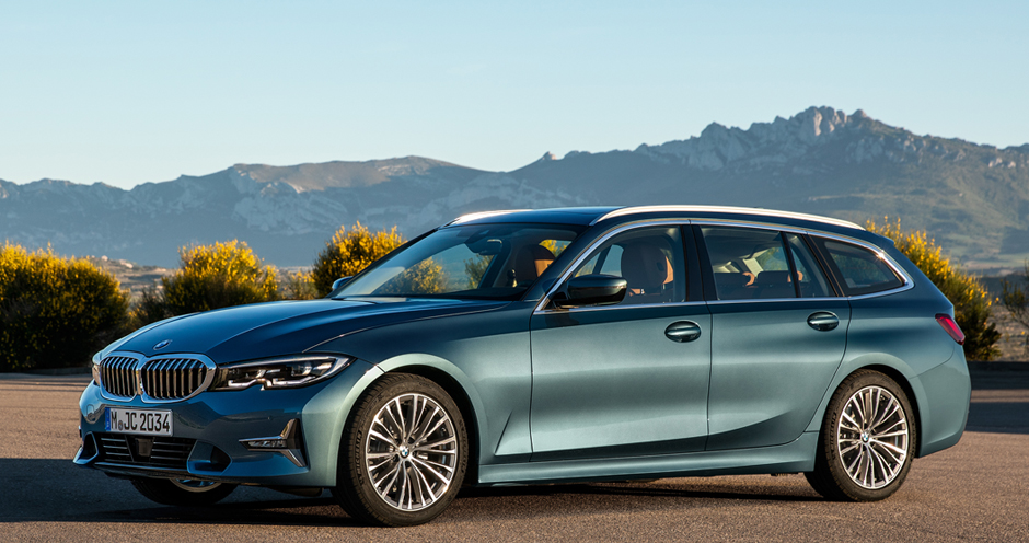 BMW 3 Series Touring (VII/G21) 320d MT (190) - Фото 4