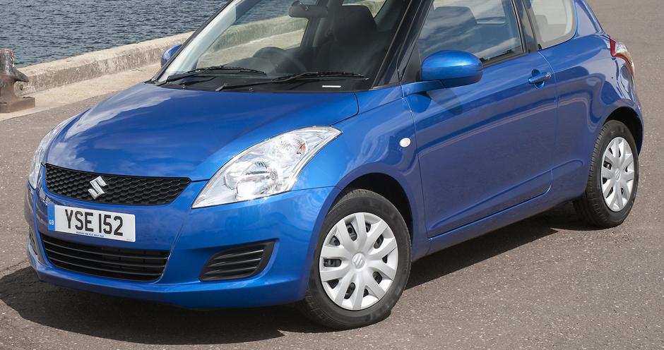 Suzuki Swift 3D (V/ZC82S) 1.2 MT (94) - Фото 2