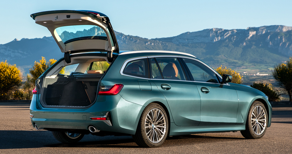 BMW 3 Series Touring (VII/G21) 320d MT (190) - Фото 6