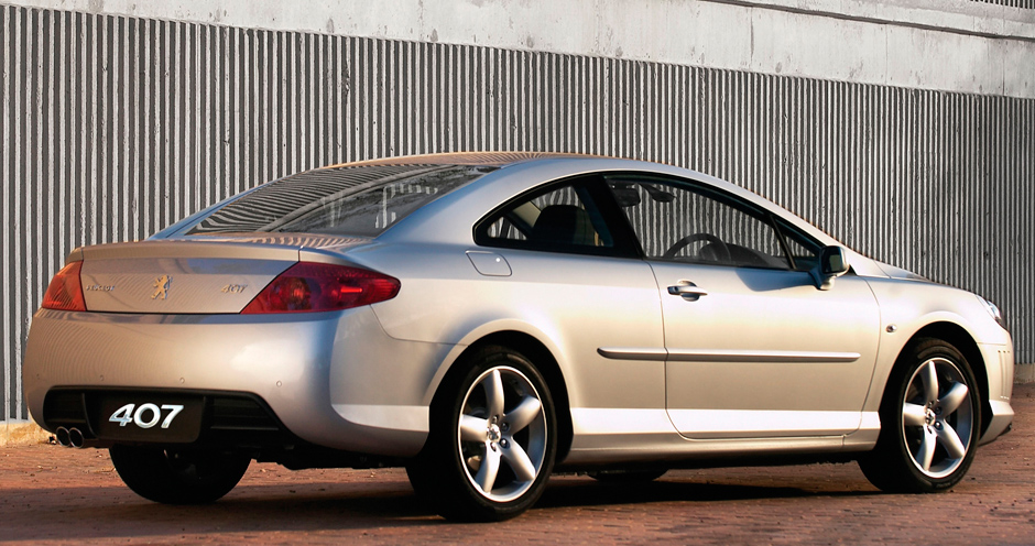 Peugeot 407 Coupe (I) 2.0 HDiF (136) - Фото 3