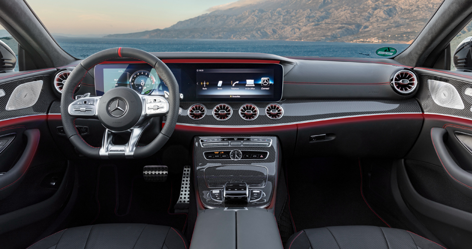 Mercedes-Benz CLS 53 Coupe (I/C257) Driver's Pack (457) - Фото 4