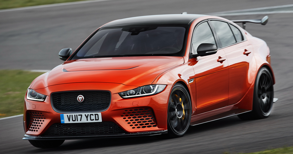 Jaguar XE SV Project 8 (I/X760) 5.0 (600) - Фото 1