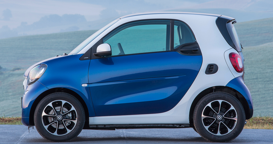 Smart Fortwo (III/C453) 0.9 AT (90) - Фото 1