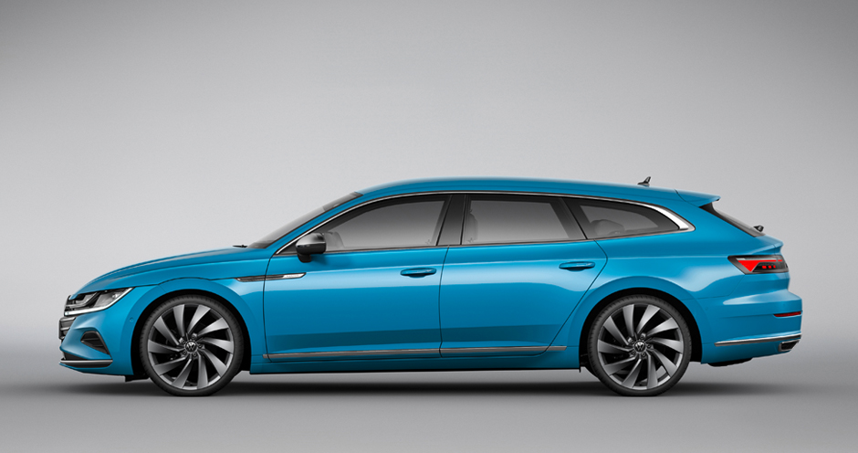 Volkswagen Arteon Shooting Brake (I)