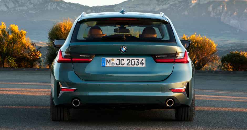 BMW 3 Series Touring (VII/G21) 320d MT (190) - Фото 3