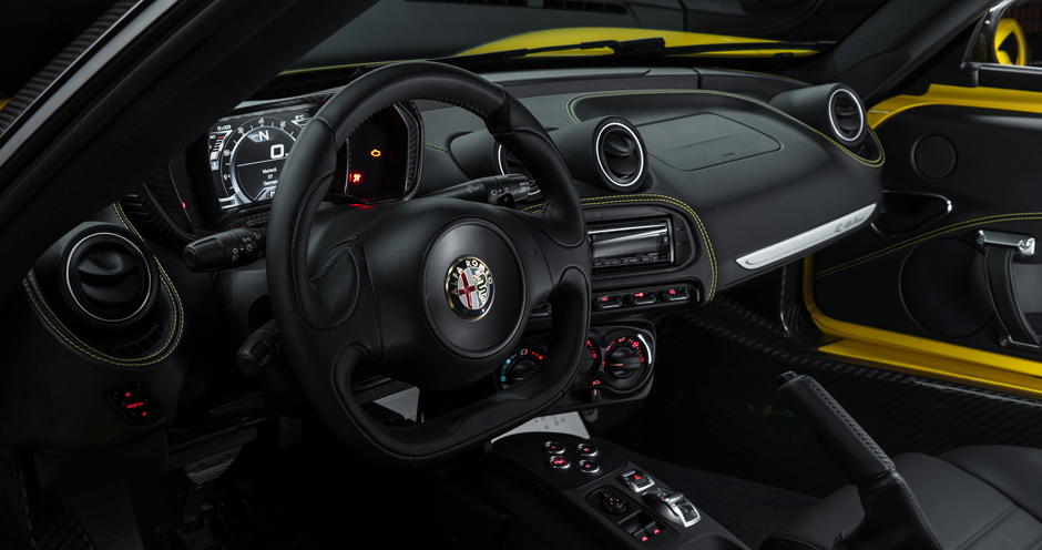 Alfa Romeo 4C Spider (I/960) 1.750 Turbo (240) - Фото 6