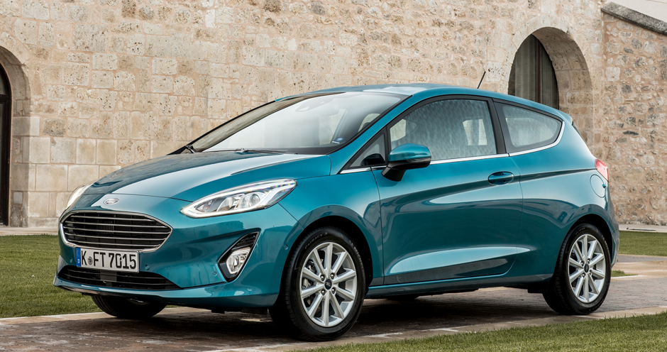 Ford Fiesta 3D (VII) 1.0 EcoBoost (125) - Фото 4