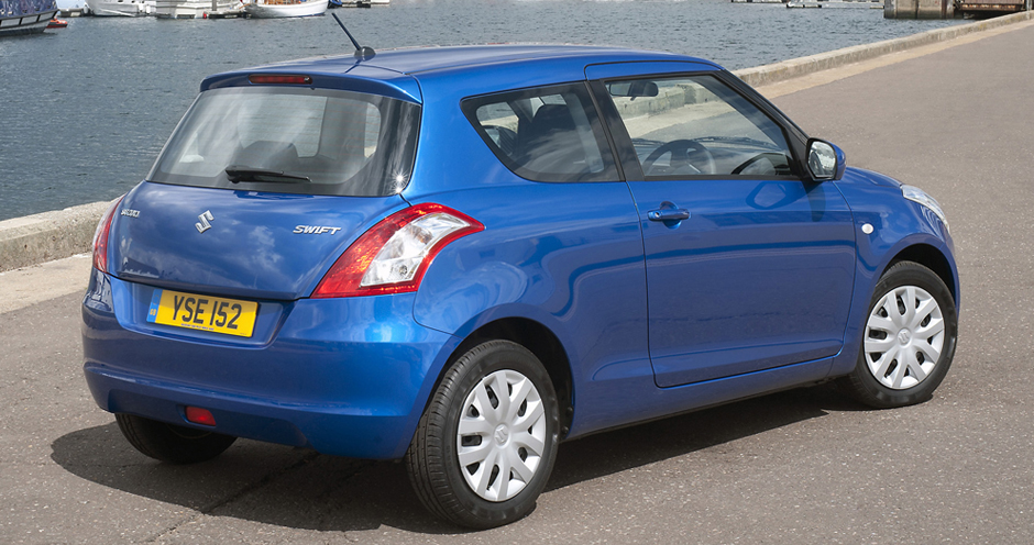 Suzuki Swift 3D (V/ZC82S) 1.2 MT (94) - Фото 3