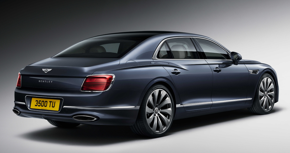 Bentley Flying Spur (II) 6.0 W12 (635) - Фото 3