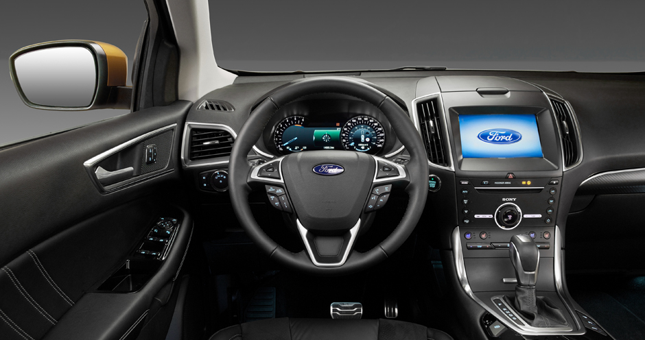 Ford Edge (II) 2.0 TDCi (180) - Фото 3