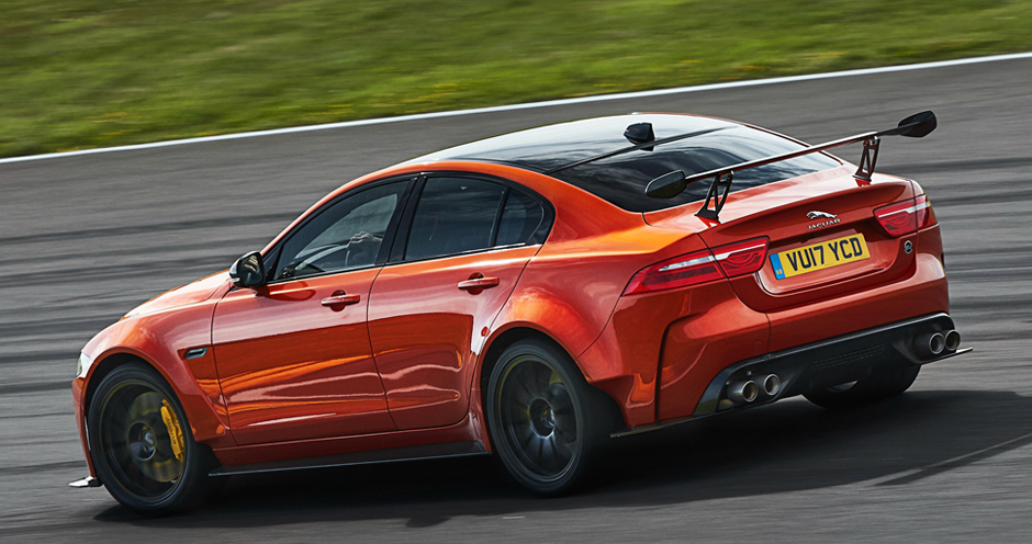 Jaguar XE SV Project 8 (I/X760) 5.0 (600) - Фото 2