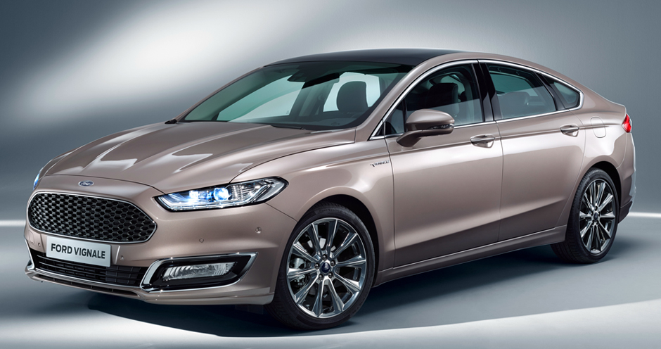Ford Mondeo 5D (IV/CD391)