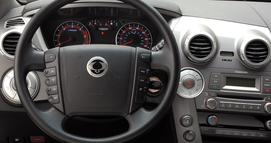 SsangYong Actyon Sports (II) 2.3 (150) - Фото 4