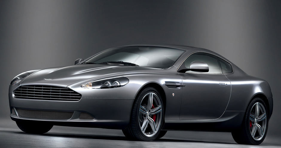 Aston Martin DB9 (I/2008) 6.0 V12 MT (477) - Фото 3