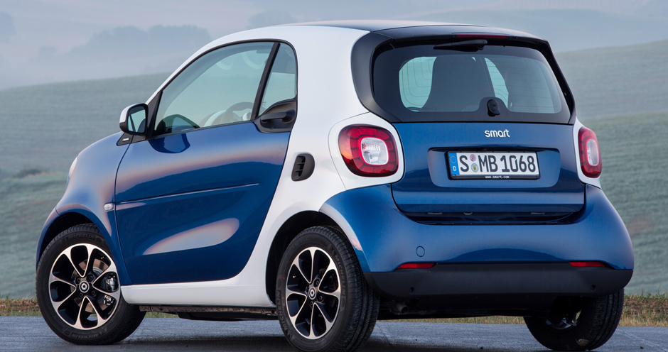Smart Fortwo (III/C453) 0.9 AT (90) - Фото 5