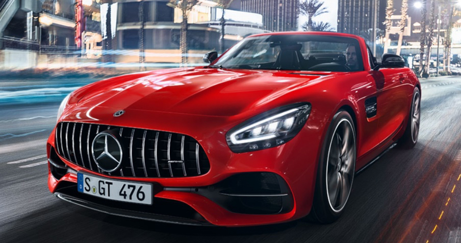 Mercedes-Benz AMG GT Roadster (I/R190/2018)