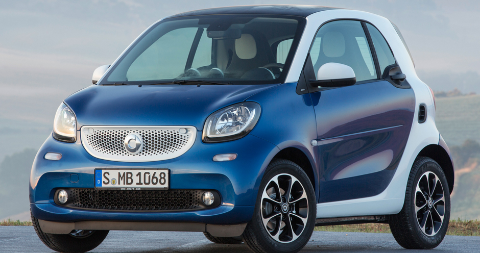 Smart Fortwo (III/C453) 0.9 AT (90) - Фото 4