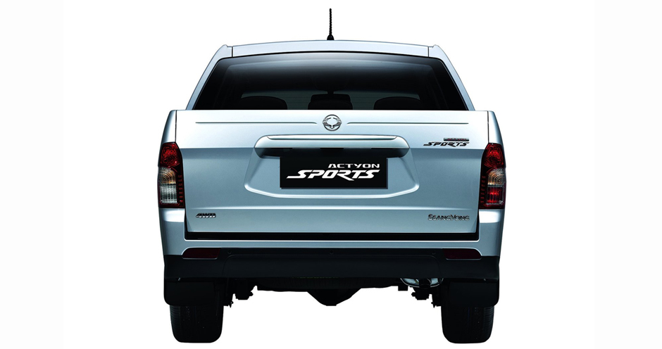 SsangYong Actyon Sports (II) 2.3 (150) - Фото 3