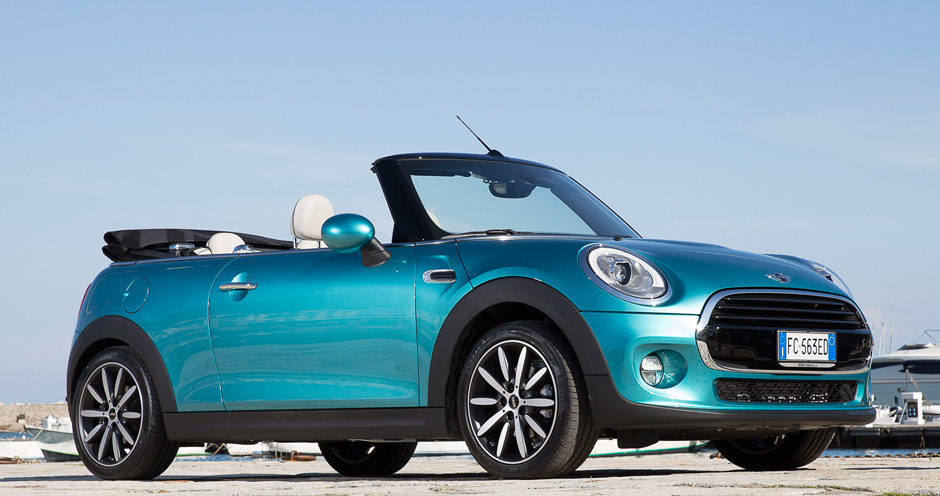 MINI Convertible (III/F57) Cooper D MT (116) - Фото 2