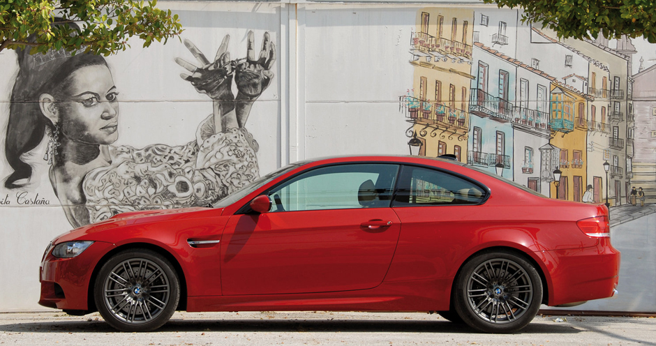 BMW M3 Coupe (IV/E92) 4.0 MT (420) - Фото 1