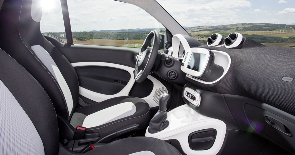 Smart Fortwo (III/C453) 0.9 AT (90) - Фото 7
