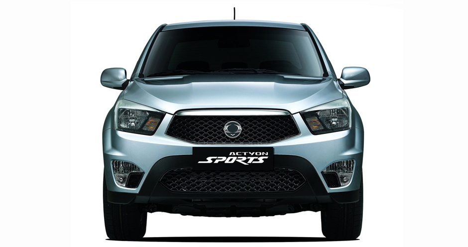 SsangYong Actyon Sports (II) 2.3 (150) - Фото 2
