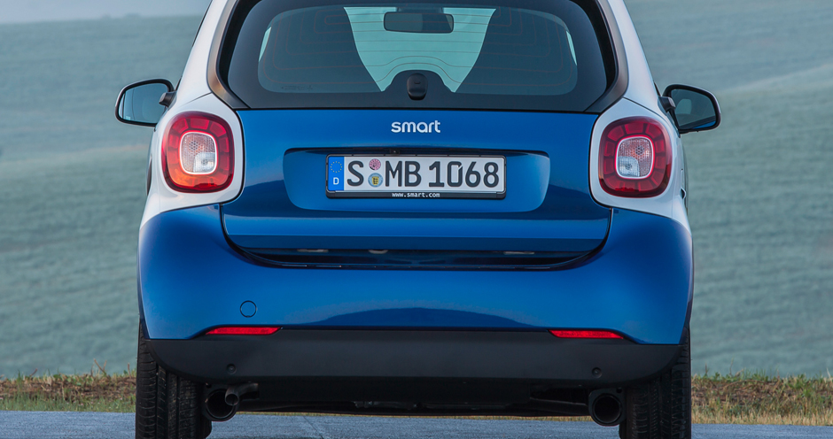 Smart Fortwo (III/C453) 0.9 AT (90) - Фото 3
