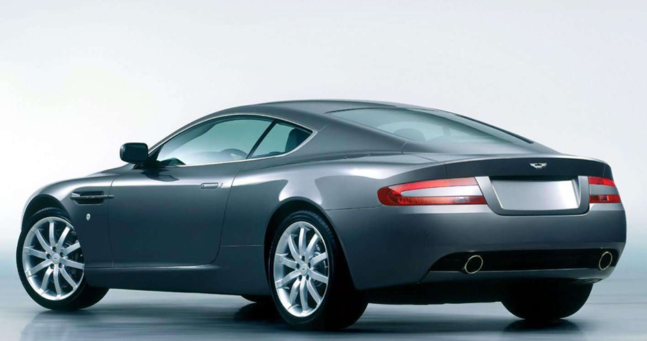 Aston Martin DB9 (I) 6.0 V12 MT (457) - Фото 3