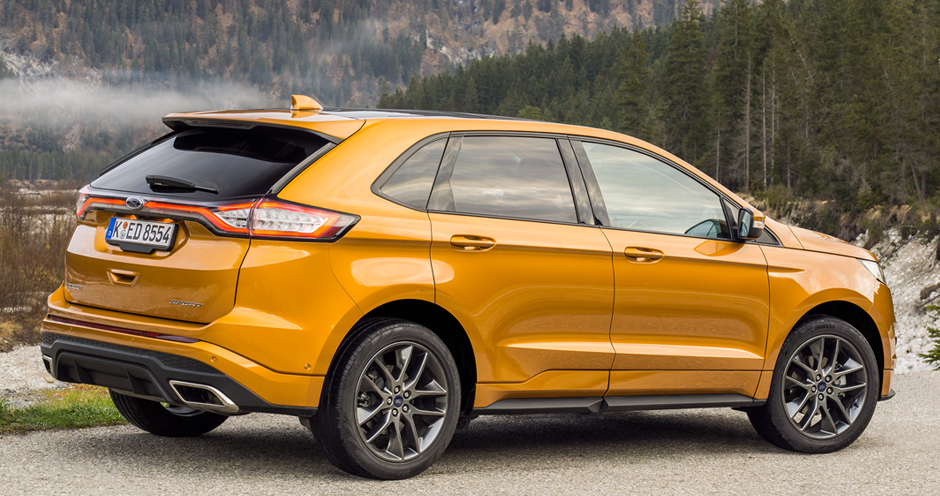 Ford Edge (II) 2.0 TDCi (180) - Фото 2