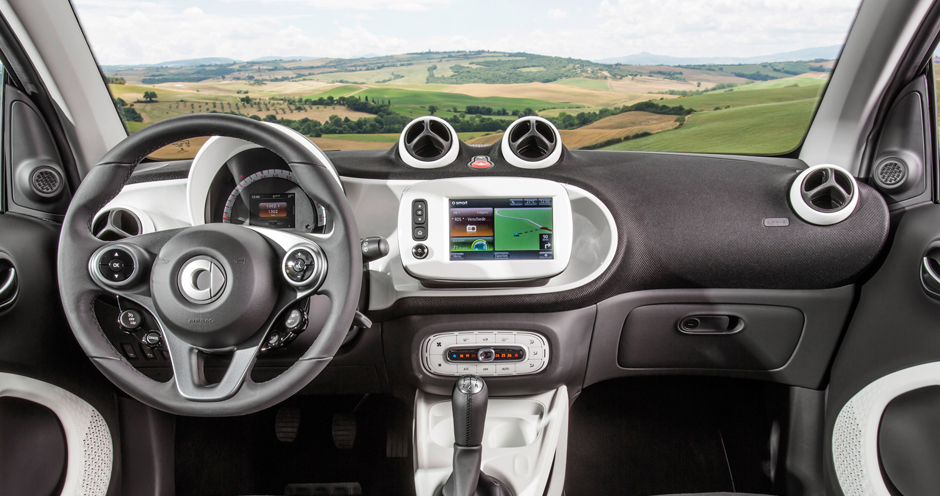 Smart Fortwo (III/C453) 0.9 AT (90) - Фото 6