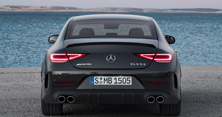 Mercedes-Benz CLS 53 Coupe (I/C257) Driver's Pack (457) - Фото 3