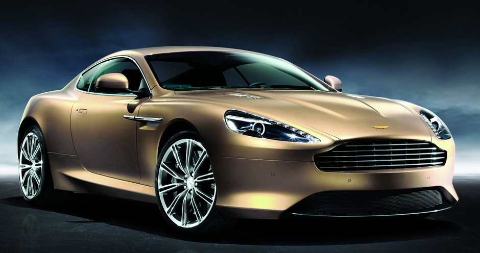 Aston Martin Virage (II)